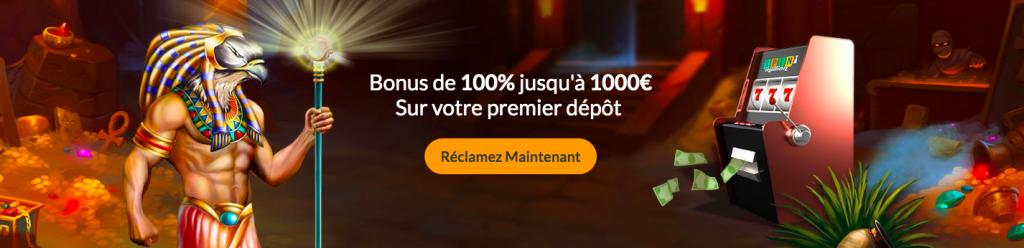Spin Million bonus
