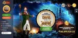 Montecryptos interface casino online