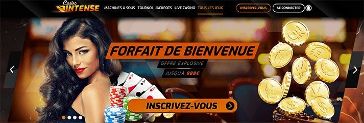 Casino Intense Avis